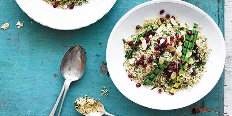 Mediterranean Vegetable Couscous