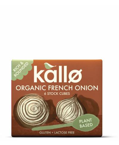 Organic French Onion Stock Cubes